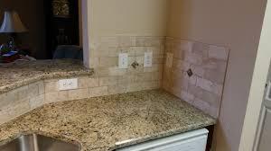 venetian gold light granite new venetian gold granite subway tile backsplash new venetian gold