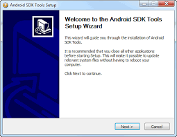 install android sdk prerequisites for android development help intellij idea