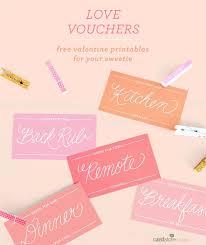 the 25 best valentine u0027s day vouchers diy ideas on pinterest diy