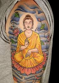 buddha tattoos pictures design and names of tibetan tattoos