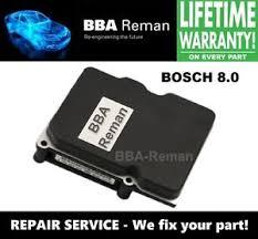audi abs repair audi bosch 8 0 abs dsc anti lock brake module 0265950430 repair