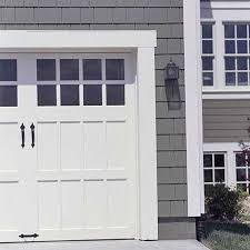 Garage Door Exterior Trim Garage Door Trim Carriage House Improvement Ideas Pinterest