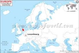 togo location on world map where is luxembourg location of luxembourg