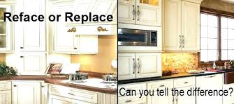 reface kitchen cabinet doors cost reface cabinet doors image of kitchen cabinet refacing ideas door