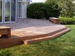 Backyard Deck Designs Plans Photo  Design Your Home - Backyard deck designs plans
