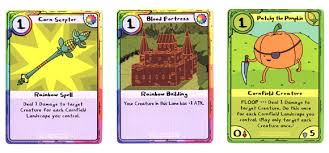 wars cards adventure time card wars