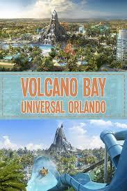volcano bay le nouveau parc aquatique d u0027universal orlando
