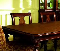 dining room table pad dining tables awesome tablepads custom table pads reviews