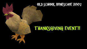 school runescape thanksgiving event 2014