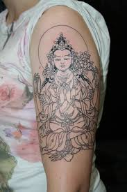buddha tattoos and designs page 12