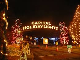 the 18th annual price chopper capital lights in the park