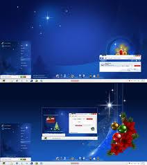 christmas windowblinds skins for your desktop forum post by