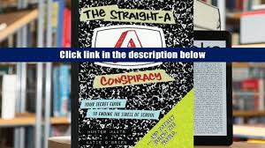 download bookk the straight a conspiracy a student s secret guide