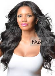 virgin brazilian weave in body wave from fabhair