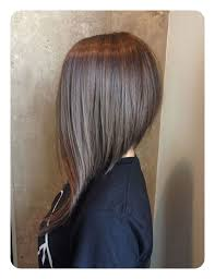 hair cut back of hair shorter than front of hair 61 chic long bob s that are sure to turn heads