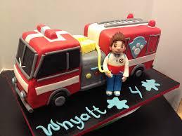 firetruck cake paw patrol truck cake fondant cake images