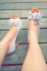 100 cute small tattoo designs for girls feet