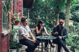 big brave entire lp from montreal based trio now streaming au de
