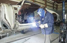 Cool Welding Pictures Sheetmetal Repair Project Zedsled Loses Its Rust Rod Network