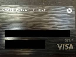 Chase Secured Business Credit Card Chase Private Client Debit Card