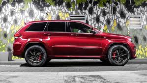 car jeep 2016 jeep grand cherokee srt night 2016 review carsguide