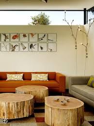 pattern fabric ottoman rustic trunk coffee table oak hardwood flooring beige damask pattern