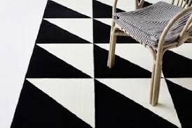 tappeti moderni bianchi e neri tappeto per soggiorno