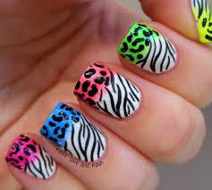 zebra stripe nail design image collections nail art designs