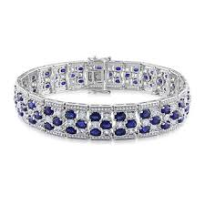 sapphire bracelet images Sapphire fine bracelets for jewelry watches jcpenney 8,0,0