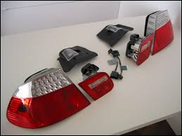 2002 e46 320i convertible led brake lights conversion