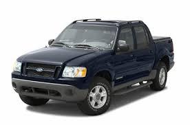 ford explorer trim 2002 ford explorer sport trac trim levels configurations at a