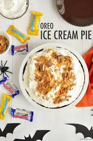 oreo ice cream pie the chic site