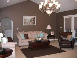 popular interior brown paint colors for living room for the home