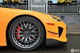 xe lexus dep nhat the gioi hàng hiếm lexus lfa nurburgring edition xuất hiện trên phố thế