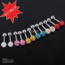 ear piercing earrings 2017 earrings for women rhinestone ear piercing jewelry unique