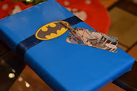batman christmas wrapping paper i make things and stuff holy gift wrap batman