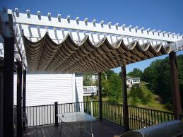 Outdoor Patio Canopy Gazebo by Deck Awning Ideas Latest Beautiful Backyard Awning Ideas Modern