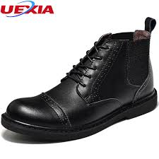 compare prices on mens dress leather boots online shopping buy