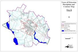 Princeton Map Princeton 20 20 Vision Plan Land Use Plan Planning U0026 Zoning