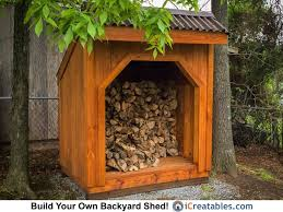 Outdoor Firewood Shed Plans by 92 Best Owners Shed Pictures Images On Pinterest Backyard Sheds