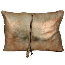 faux leather throw pillows metallic leather throw pillows pillow ideas