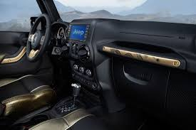 interior jeep wrangler jeep wrangler dragon edition 2014 cartype
