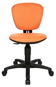 fauteuil de bureau orange chaise de bureau enfant pas chère chaise de bureau pas chère