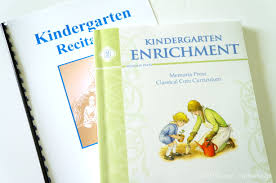 our kindergarten curriculum plans wildflower ramblings