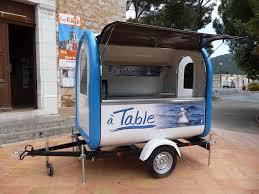 remorque cuisine fabrication d une remorque food truck pour la suisse triporteur