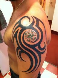 tribal shoulder tattoos designs ideas and meaning tattoos for you