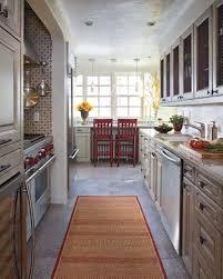 Galley Style Kitchen Designs - best 25 galley style kitchen ideas on pinterest herringbone