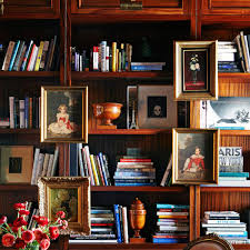 stylish ideas for arranging and organizing bookcases traditional