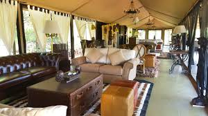 safari with modern lodges in culture environmental blend the