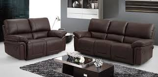 living room adorable reclining sofa set loveseat and recliner